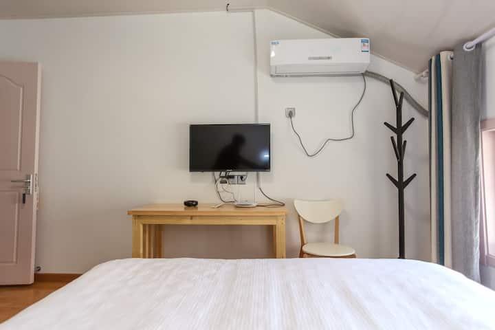 顺风旅馆——大床房