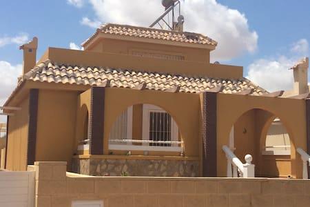 4 bedroom villa on Sierra Golf Murcia, sleeps 10 - Balsicas