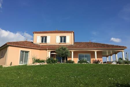 Maison type Mas Provençal