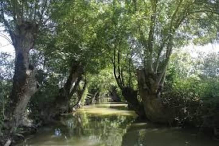 Gîte Coté Abbaye au coeur du Marais Poitevin