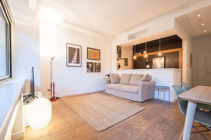 Apartment in the Parioli district in Via Archimede