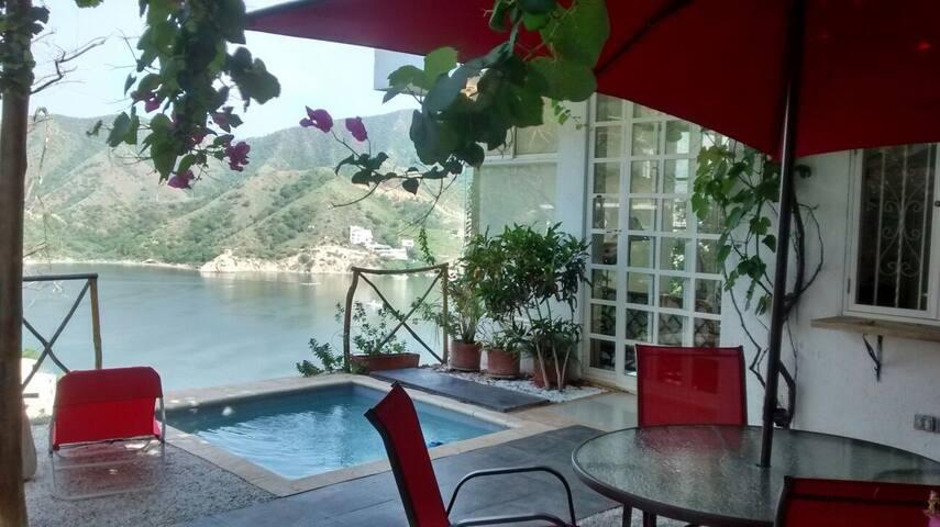 Casa El Paraiso - Taganga - Chalet