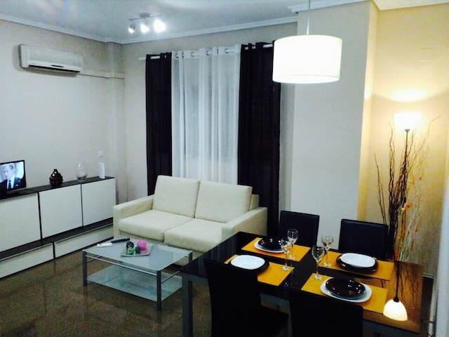 The cozy apartment in historical part city. - València - Apartment