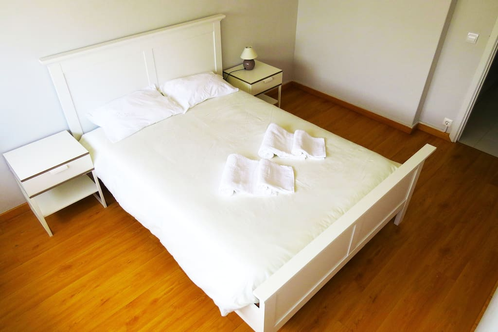 Quarto Casal - Double Bedroom