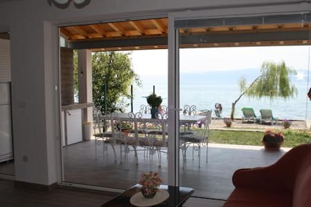 Lake House Sand - Ohrid - Villa