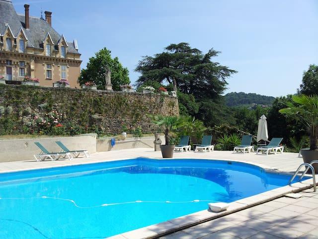 chateau durbilhac - Lamastre - 城堡