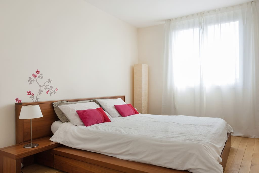 Chambre lit de 160 (Queen size)