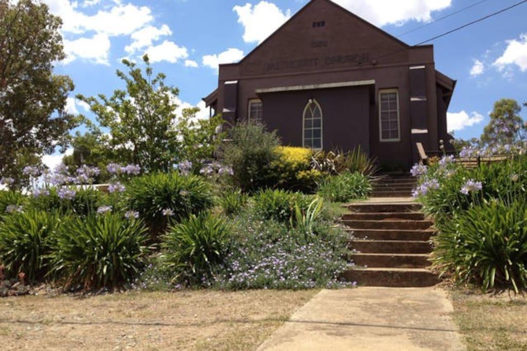 Church House B&B Gundagai