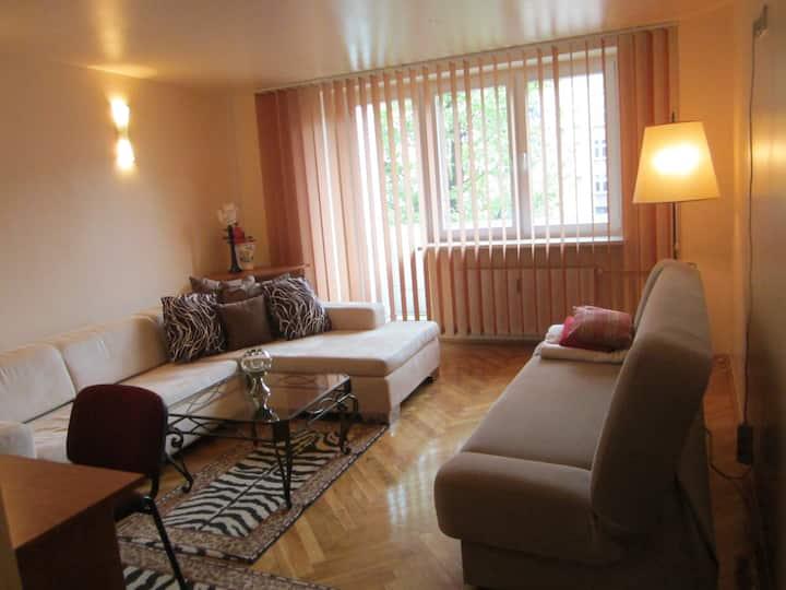 Modernes Appartement im Herzen von Ratibor