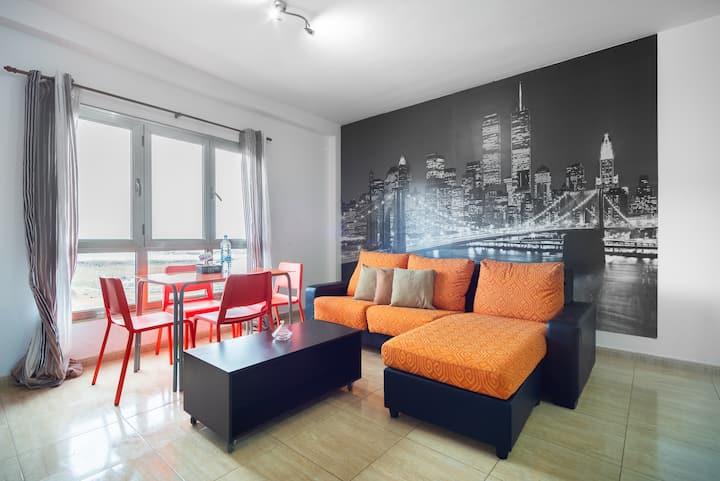 3A, CP. Apartamento de 3 dormitorios