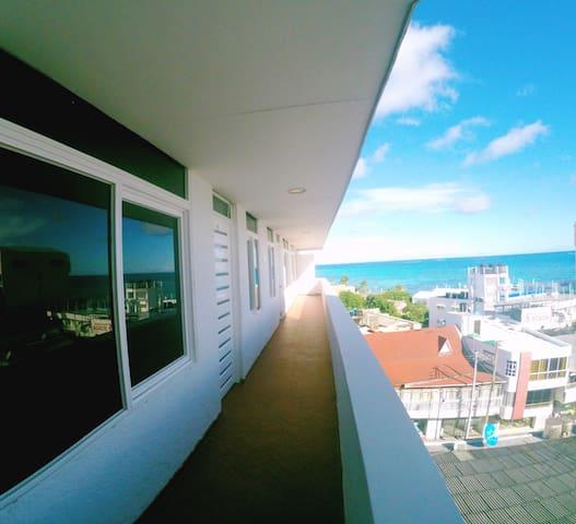Apartamento con vista al mar apto 603