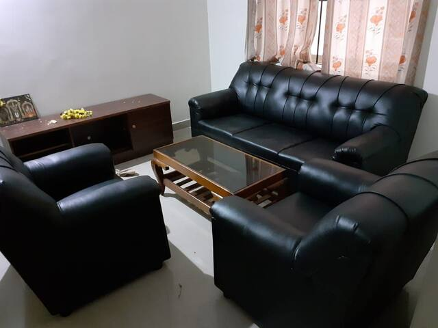 Dreamz Apartments- 3BHK Fully Furnished Flat
