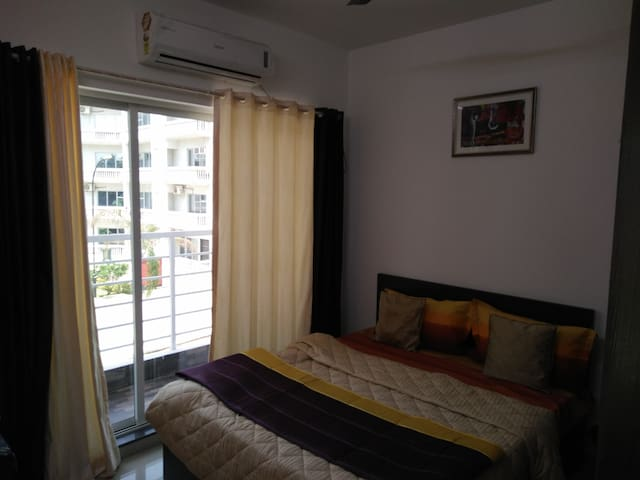 Fully Furnished 1 BHK near Imagica on Pali Road - Raigad - Apartament