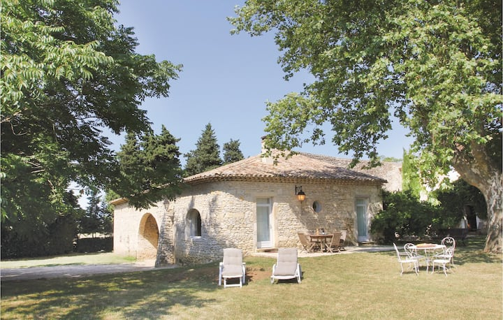 Awesome home in Montboucher sur Jabron with 2 Bedrooms