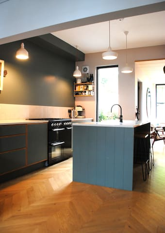Large, Bright Family Home in the Centre of Lewes