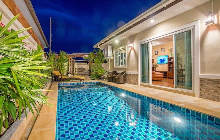 Aonang sweet pool villa