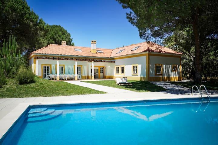 Villa Sobreiro 55