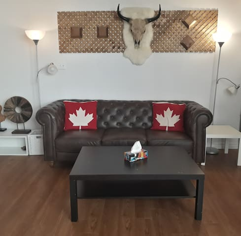 Best Loft & Private Terrace Downtown Montreal