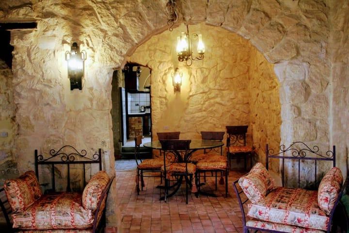 (Villa Qaroun )Country villa,Fayoum,Tunis village,