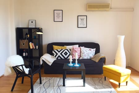 Amazing 2-rooms apt very close to Prague Old Town - Apartment