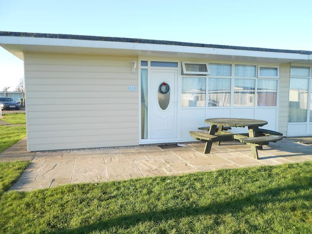Seaside chalet, Camber Sands Parkdean Resorts - Camber