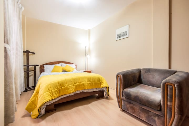 Double Bed 3 min from Airport - Callao - Διαμέρισμα