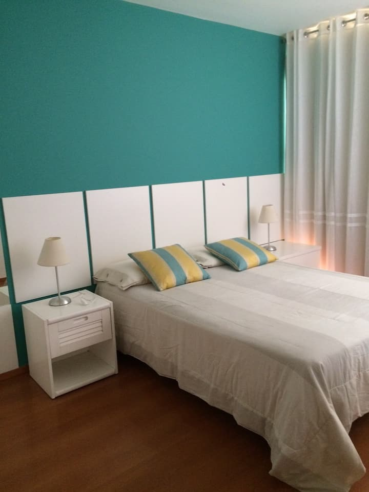 Very quiet and cozy apartment in Rio de Janeiro