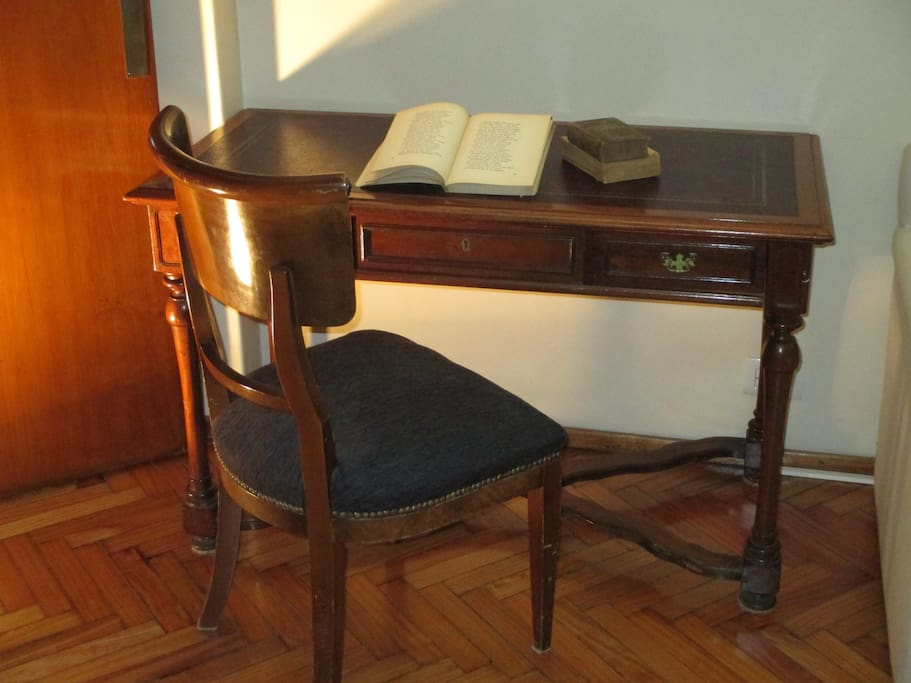 Escritorio de trabajo - estudio