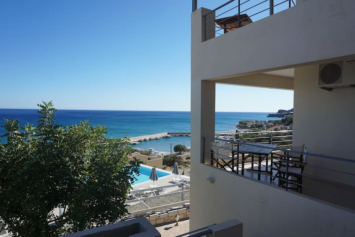 Picturesque Views-Portela Apartments Kastri(B3/B4)