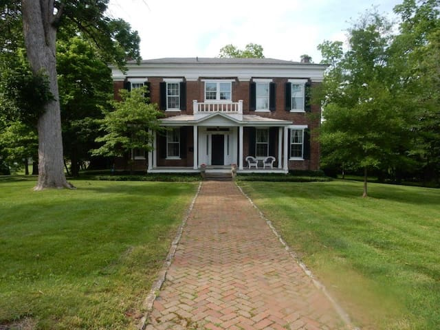 The Randolph House - Shelbyville - House