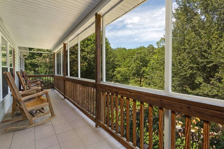 Conley Guest House - Mr Lake Lure Vacation Rentals