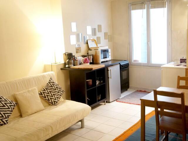 5e Notre-dame1 Near by Seine river - Paris - Apartamento