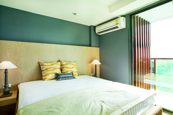 1 Bedroom Apartment with SofaBed@Rocco HuaHin 5D