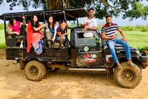 You can book Elephant Park Safari with us!