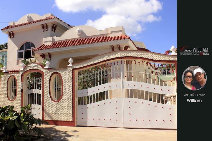 Habitación privada Casa Colonial 1930 - La Habana - Ház