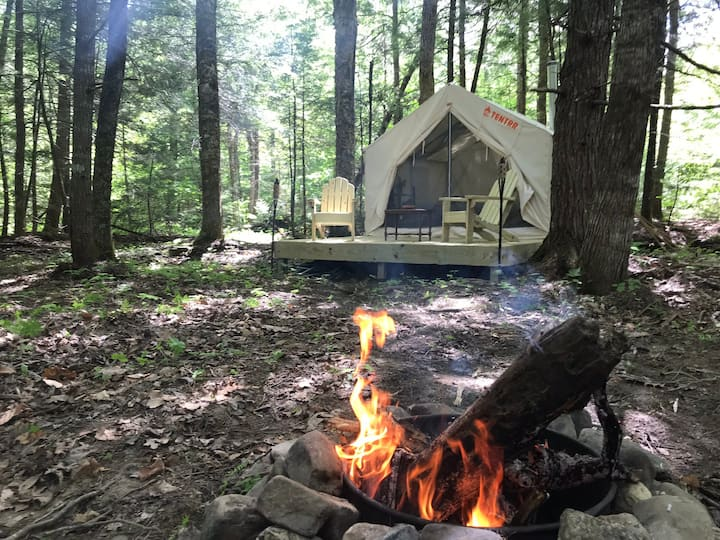 Tentrr Signature Site - Maine Vibes Farm