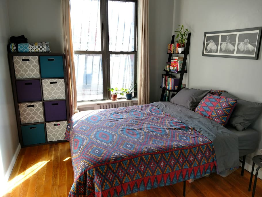 Cozy apartment with a huge back yard appartements - Bel appartement de ville brooklyn new york ...