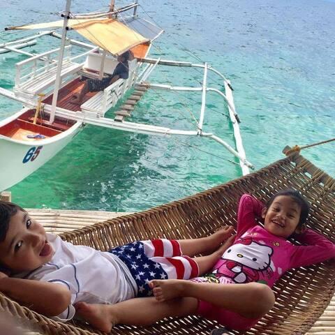 Basanvilla Beachforest@Samal Island