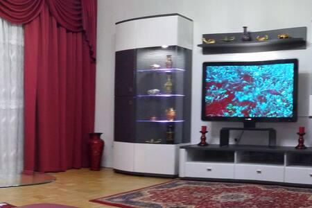 Super Zimmer & Wohnzimmer mit traumhaften Ausblick