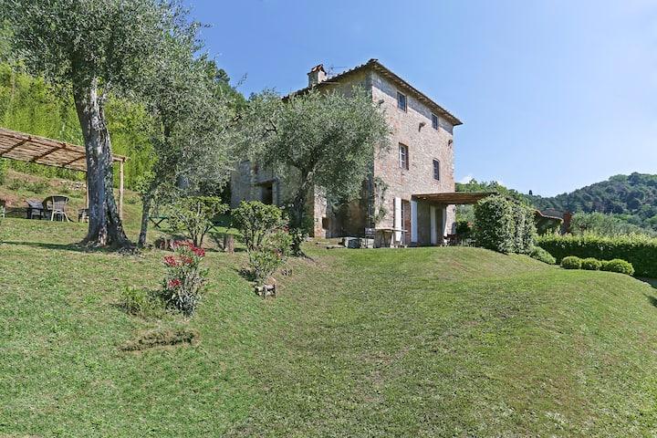 Casa Parducci.between lucca and viareggio