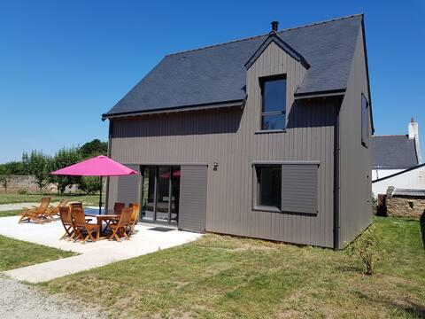 Maison neuve Arzon Golfe du Morbihan