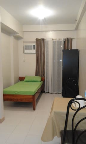 Camella Northpoint Free Wifi in studio 324 Davao - Davao City - Appartement en résidence