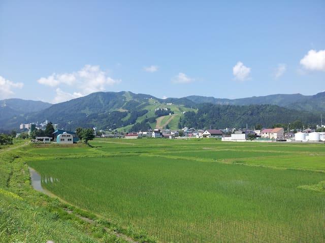 1室2名様 フジロックの宿泊に (7月27日~7月31日泊対応) - Minamiuonuma-shi