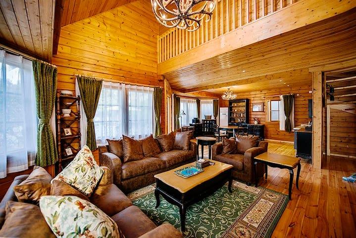 芬兰风格纯木屋 - Jiaxing - Cabana