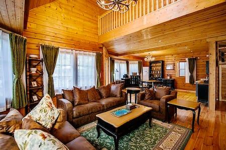 芬兰风格纯木屋 - Jiaxing