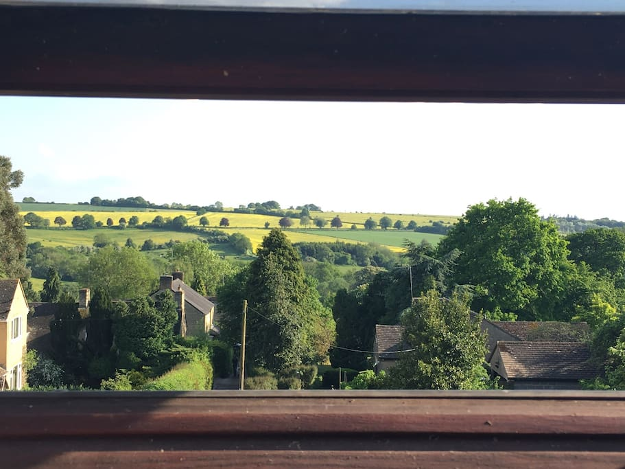 View from top bedroom