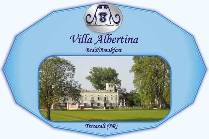 BB Villa Albertina un posto per te - Favaletto - Penzion (B&B)