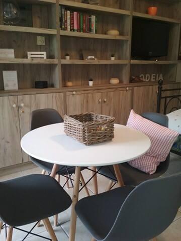 Sweet Studio ODEIA κοντά στο Πάρκο Ματσόπουλου