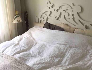 Lilla trädgården - Bedroom in beautiful Vaxholm