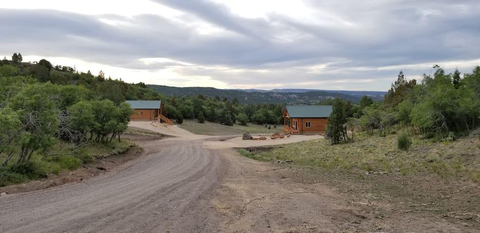 Two Cozy Oak Cabin Suites